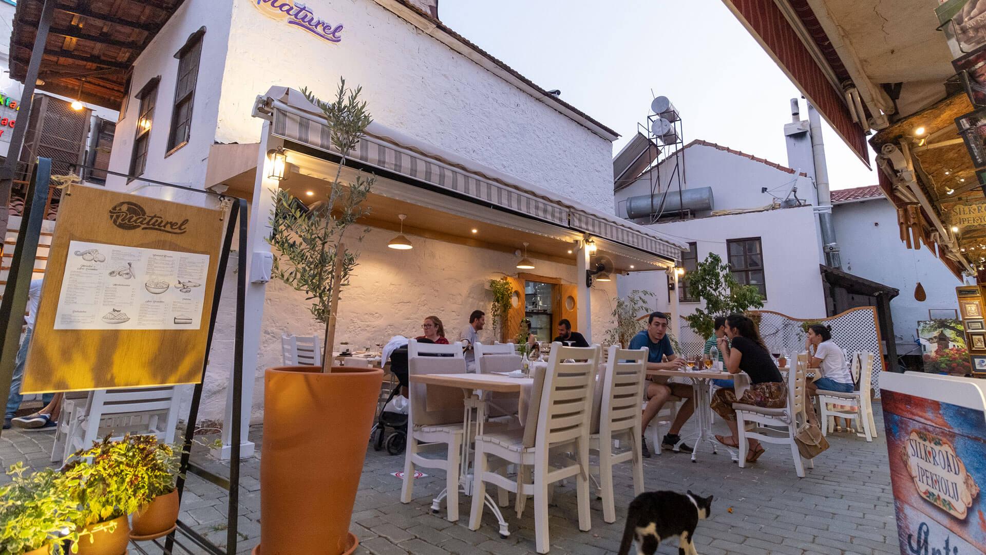 Kaş Restoran
